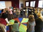 Early Childhood/Elementary Workshop at Santa Barbara Orff
