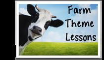 Fall Farm Theme PreK/Kindergarten 3-6 Years