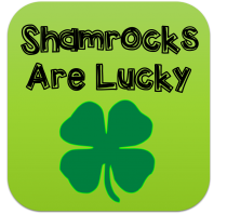 Shamrocks Are Lucky